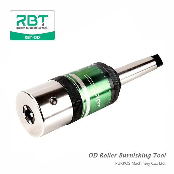 Ferramenta de enrolamento de rolo OD (ferramenta de queima de rolos de diâmetro externo) RBT-OD