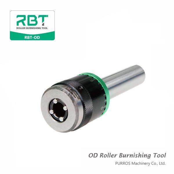 Faixa de alta qualidade de ferramenta de enrolamento de rolo OD (Diâmetro externo Ferramenta de enrolamento de rolo) RBT-OD