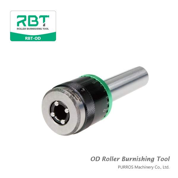 Alcance de alta qualidade Ferramenta de enrolamento de rolo OD (Diâmetro externo Ferramenta de enrolamento de rolo) RBT-OD