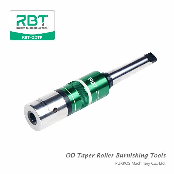 OD Taper Roller Ferramentas de queimação RBT-ODT Fabricante, OD Taper Roller Ferramentas de queimação Exportador, OD Taper Roller Burnishing Tools Fornecedor