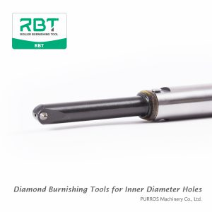 Round Boring-Bar Diamond Burnishing Tools Manufacturer, Cheap Diamond Burnishing Tools From RBT Tools