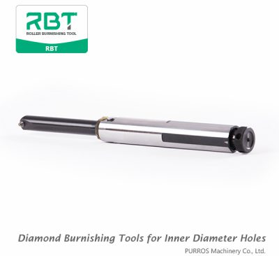 Micro Burnishing Tools, Diamond Burnishing Tool, Round Boring-Bar Diamond Burnishing Tools Use in CNC Lathe Machine, Micro-Roller Burnishing Tools Manufacturer